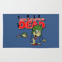 The Lemming Dead Rug