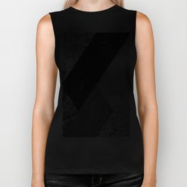 Marble and Granite Abstract Biker Tank