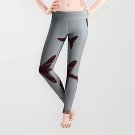 Royal Air Force Fighter Planes In Formation Leggings
