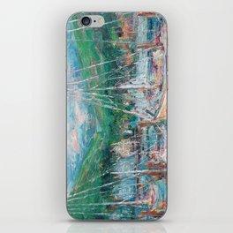 Murray Docks iPhone Skin