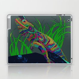 Colorful Lizard Laptop & iPad Skin