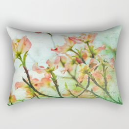 Thoughts of Spring Rectangular Pillow