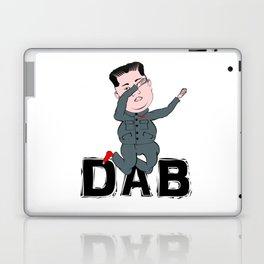 Kim Jong Un Dabbing Laptop & iPad Skin