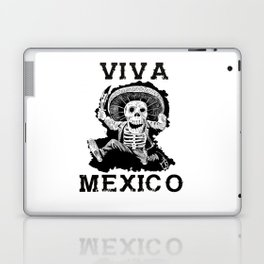 Viva Mexico Mad Dead Mariachi Laptop & iPad Skin
