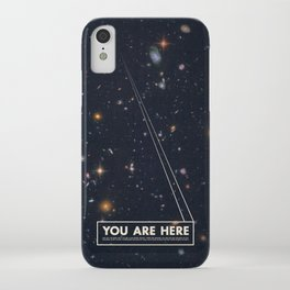 THE UNIVERSE - Space | Time | Stars | Galaxies | Science | Planets | Past | Love | Design iPhone Case