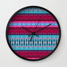 Jesus Mara Wall Clock