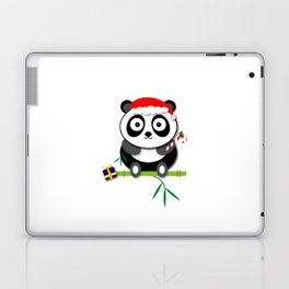 Holiday Panda Laptop & iPad Skin