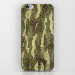 Dirty Camo iPhone Skin