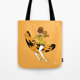 Ms Plantain Tote Bag