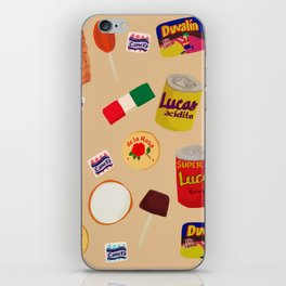 Dulces Mexicanos iPhone Skin