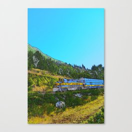 Chugach Explorer Canvas Print
