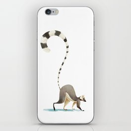 Lemur iPhone Skin
