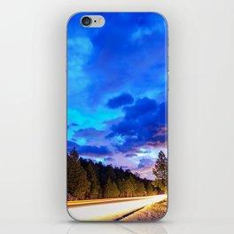 Colorado Highway 7 To Heaven iPhone Skin