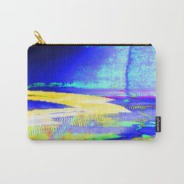 Qpop - Synthwave 2 Carry-All Pouch