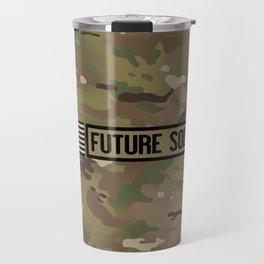 Future Soldier (Camo) Travel Mug
