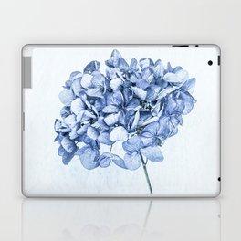 Hydrangea Blue 2 Laptop & iPad Skin