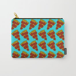 Aesthetics: abstract pattern - pizza Carry-All Pouch