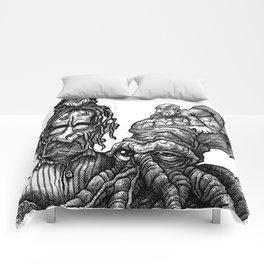 Toupee Touche Comforters