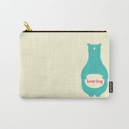 Bear Hug by zoolue Carry-All Pouch