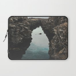 I left my heart in Iceland - landscape photography Laptop Sleeve