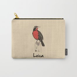 Loica Carry-All Pouch