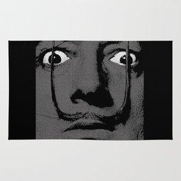 Salvador Dalí - Painter - Surrealism Rug