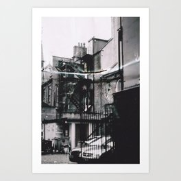 Urban Photography Art Print