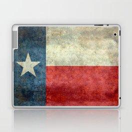 Texas flag Laptop & iPad Skin