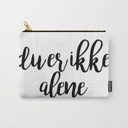 SKAM - Isak & Even - Du er ikke alene Carry-All Pouch