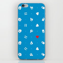 Villager's American Dream (Pattern) iPhone Skin