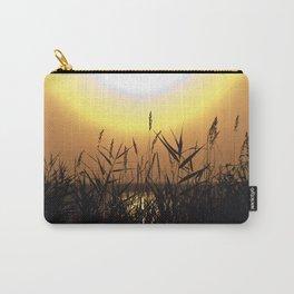 Seagrass - Summersunset - Isle Ruegen Carry-All Pouch