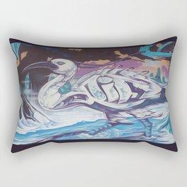 """""""Teigret""""/ Charactag-Series 2 Rectangular Pillow"""