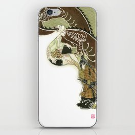 The Serpent Mother iPhone Skin