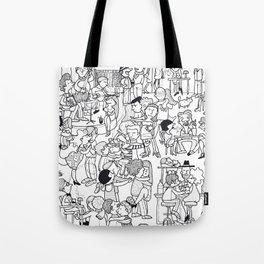 Milonga Tote Bag