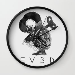 everybody Wall Clock