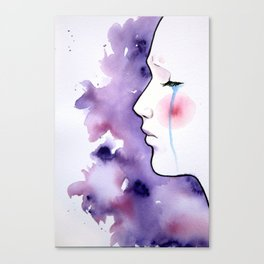 Disposition Canvas Print