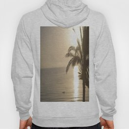 Tunisian African Beach Sunrise Hoody