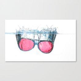 Sunglasses 02 Canvas Print