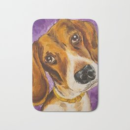 Arrogant Puppy Bath Mat