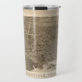 Knoxville 1866 Travel Mug