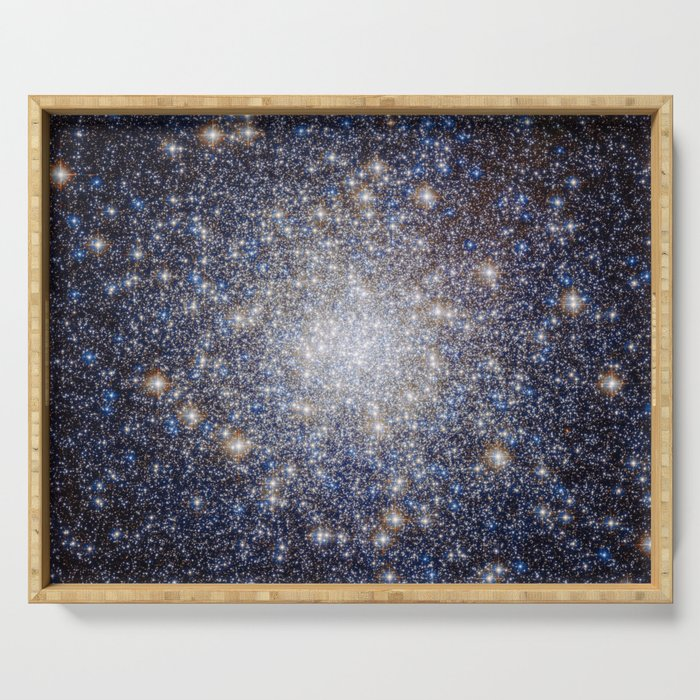 Cluster of Stars Serving Tray