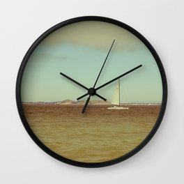 San Francisco #3 Wall Clock