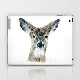 Doe Eyes by Teresa Thompson Laptop & iPad Skin