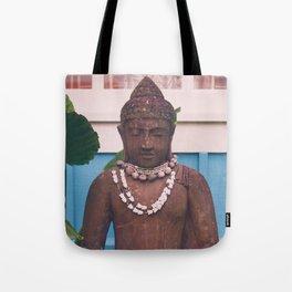 Vintage Kauai Buddha Tote Bag