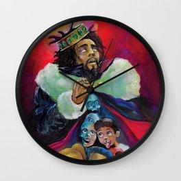 Cole wallpaper kod Wall Clock