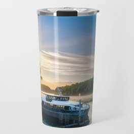 Sunrise Cruise to Doubtful Sound, New Zealand Travel Mug