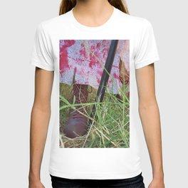 Regency Era Zombie Hunter T-shirt