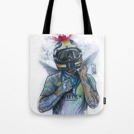 WILDER Tote Bag
