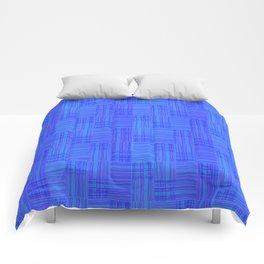 Interpretive Weaving (Nightfall) Comforters