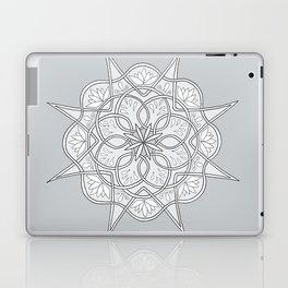 Mandala Spiral Laptop & iPad Skin